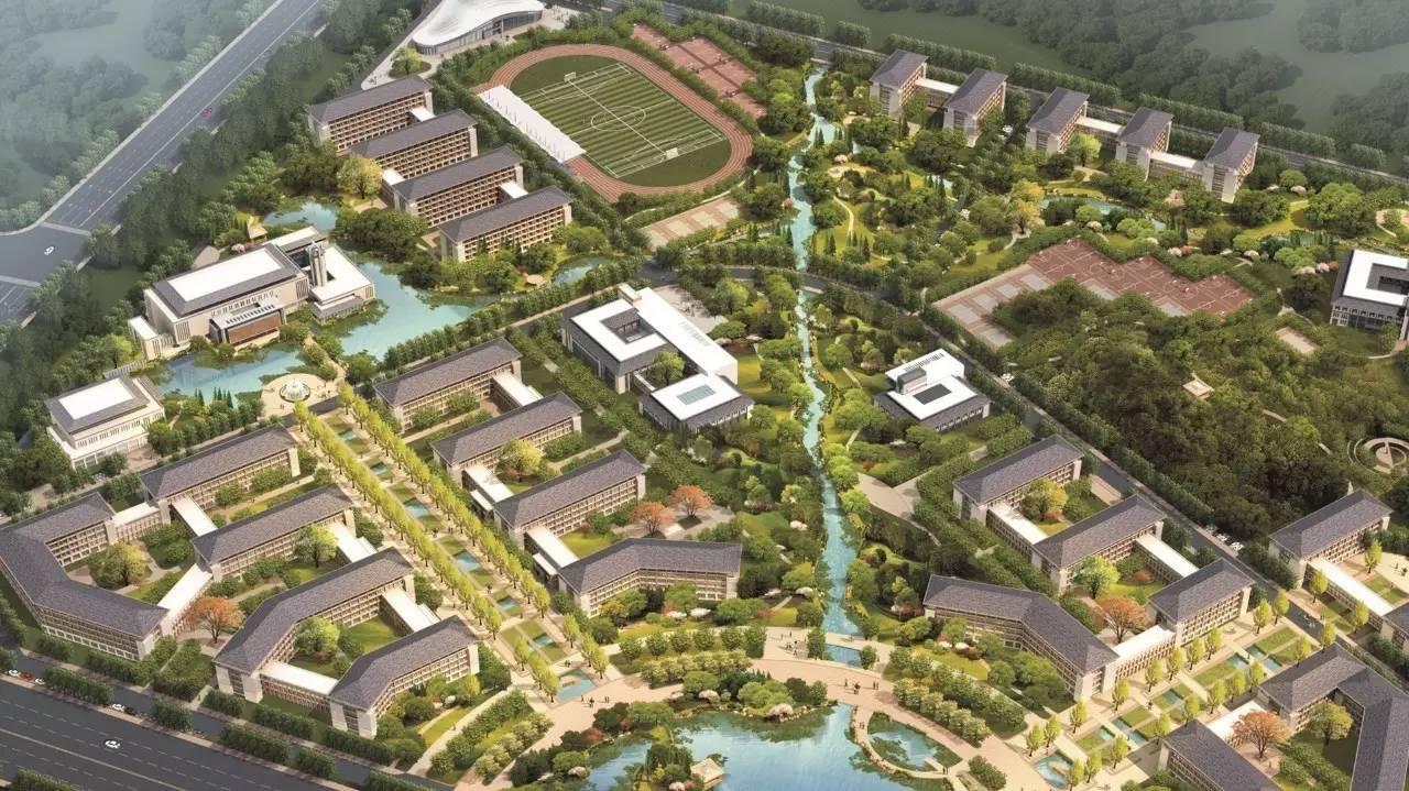 中国计量学院囹.i�i�_中国计量大学现代科技学院迁建项目(一期)