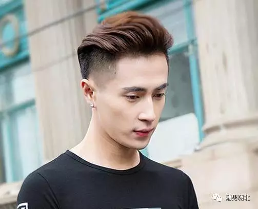 男人帅气的长发发型_5个风格不同的帅气男生发型