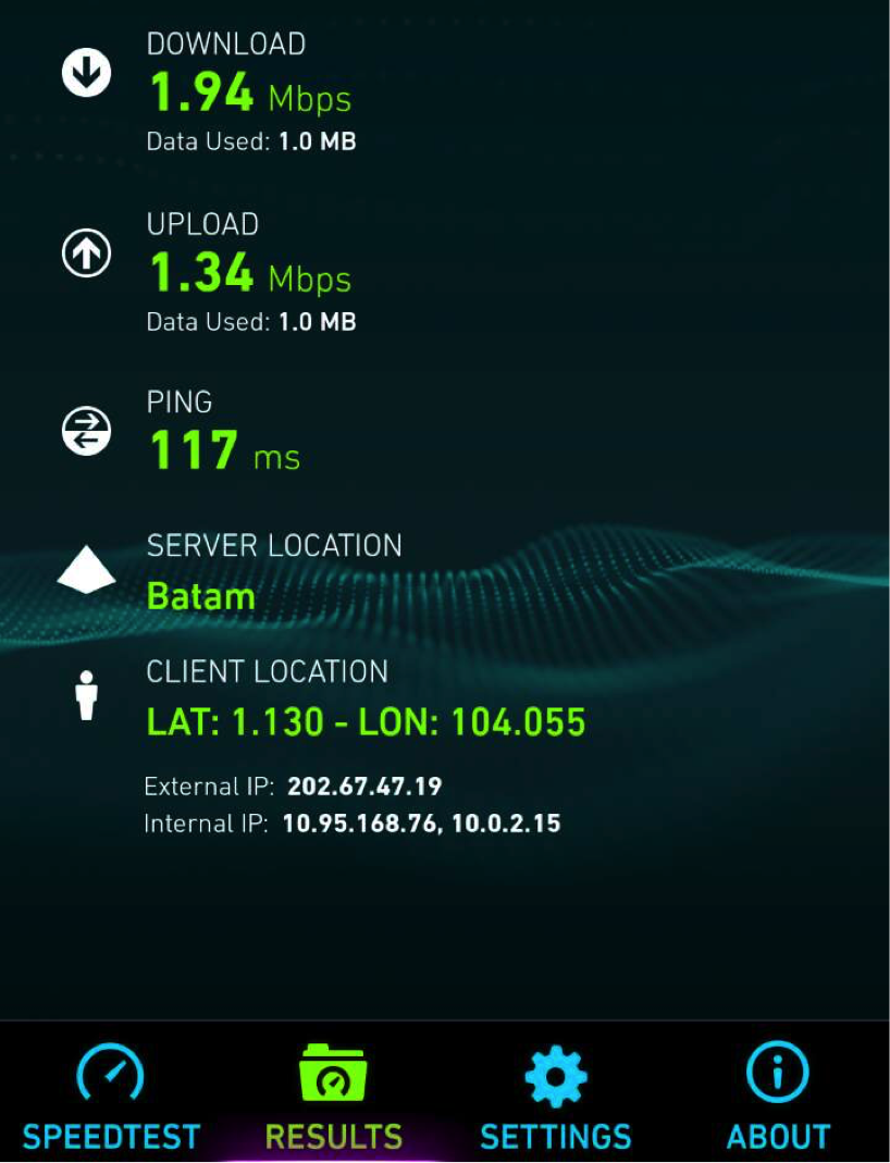 speedtest网速测试