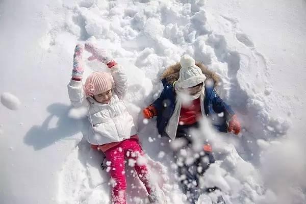 """冬天打雪仗图片_""""我的冬奥梦""""冬奥项目绘画征集令!!"""