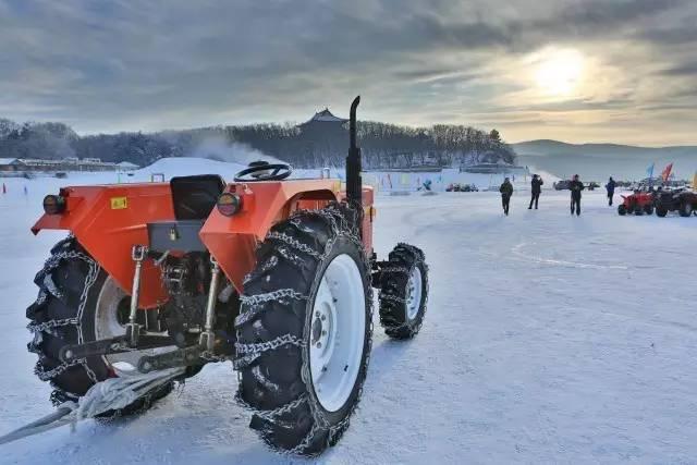 這個冬季,一路往北,探尋鏡泊湖的秘密。