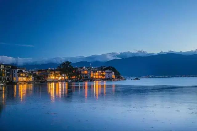 洱海环海路_五大环湖自驾公路,第一个就美的受不了!