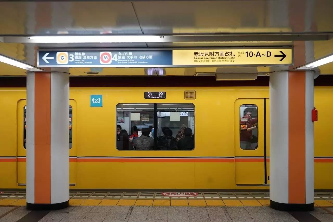 乘地鐵也能很有趣,東京地鐵是如何做到的? | cbnweekly未來預想圖圖片