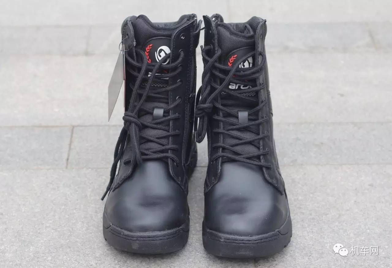 雅库士宪兵靴,真皮透气,一年四季都可以穿