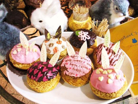 日本甜品大全_日本东京超可爱甜点介绍!当伴手礼也超适合哦