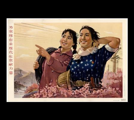 """半边天_""""妇女能顶半边天""""爆红美国这句话是谁说的?_搜狐历史_搜狐网"""