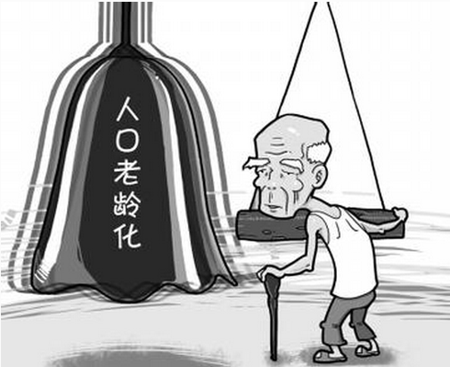 人口老龄化使中国面临的问题_浅谈中国人口老龄化的基本形式及面临的主要问