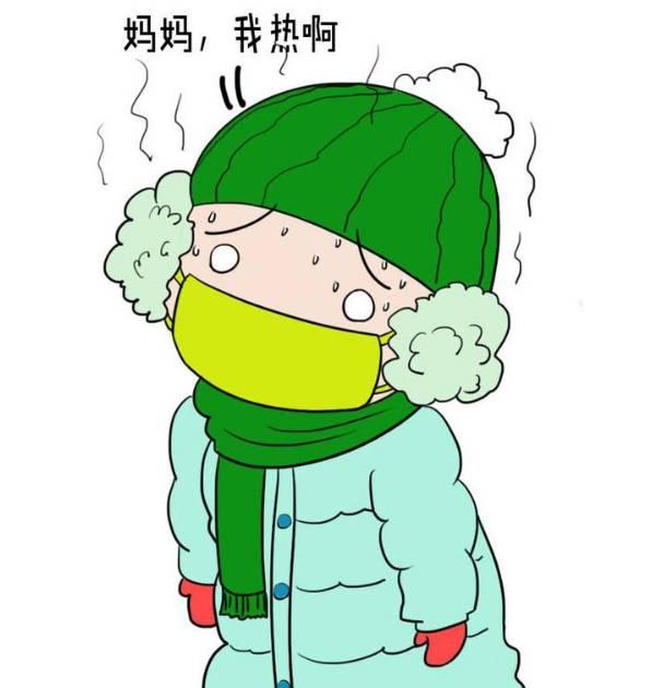 冬天会不会中暑_安徽1岁半宝宝过度保暖冬季\