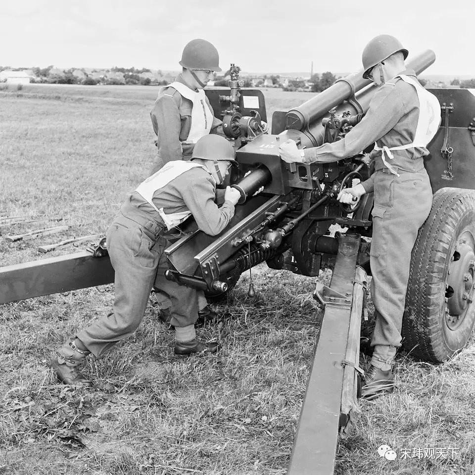 小姐炮囌M_老照片:1963年的丹麦炮兵