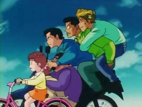 樱木军团_《灌篮高手》 还记得樱木军团吗?比小孩脚踏车还要慢.