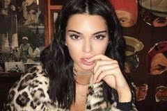 女人的尺度说的真好_明星   超模 Kendall Jenner再次秀出大尺度照片_搜狐时尚_搜狐网