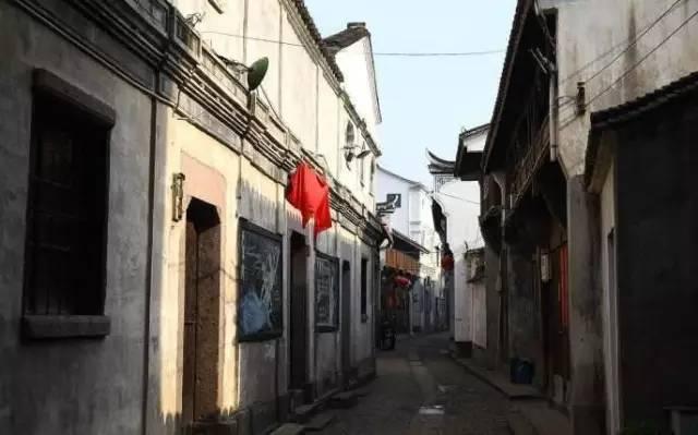 金华老街_在金华,有一条街诞生了浙江省最早的商会,叫佛堂老街.