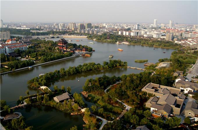江苏_2016年江苏发展最快的三座城市,美疯了.
