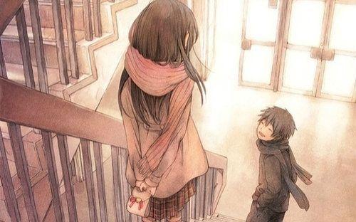 日本女人被男人操_有过相同的疑问——为什么日本动漫里情人节这天女生要给男生送巧克力