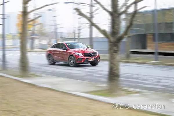 精确制导——奔驰GLE Coupe SUV