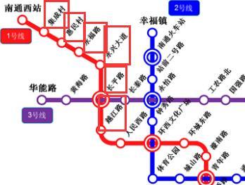 南通地铁获批近三年确定开建 计划2017年底开工