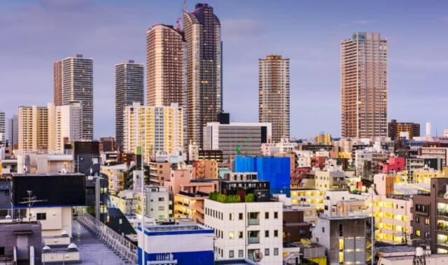 日本旅游地�_武藏小衫|号称日本第四宜居的城市