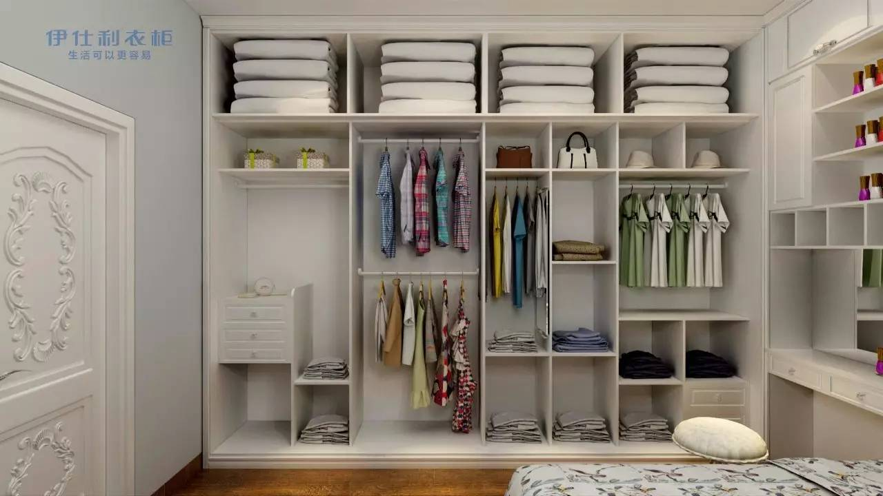 衣柜效果圖 內部 設計