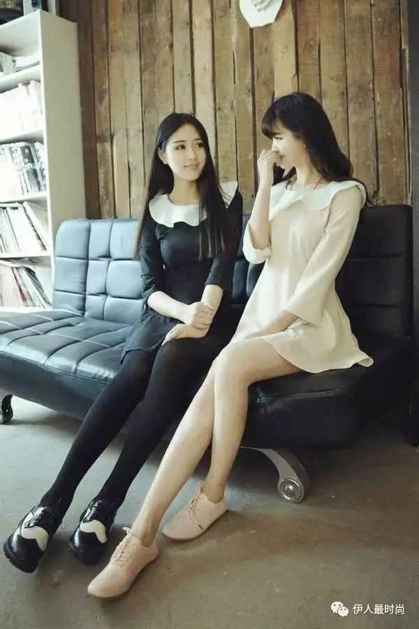丝袜老师_春天你需要一条黑色丝袜,优雅时尚,这风格我喜欢