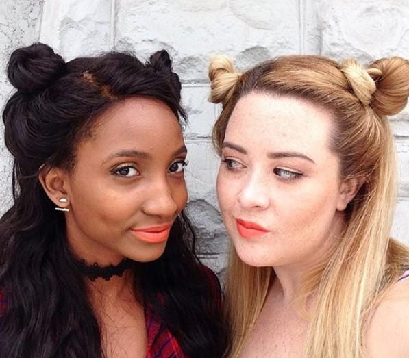 有没有好看的色情_不同肤色其实都有适合或是最好避开的化妆品色调,国外有一对白人及