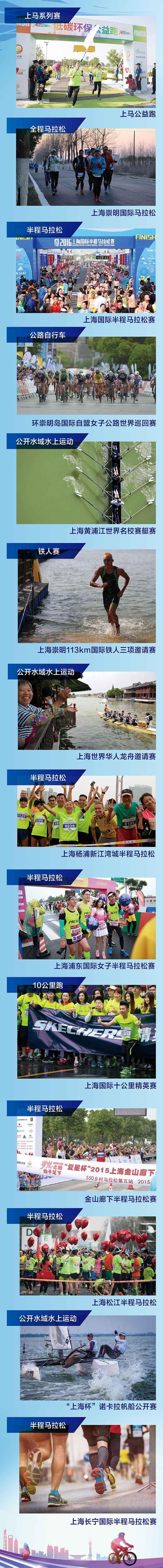 """強強聯手,上海市重點體育賽事承辦權下月開""""約""""!"""