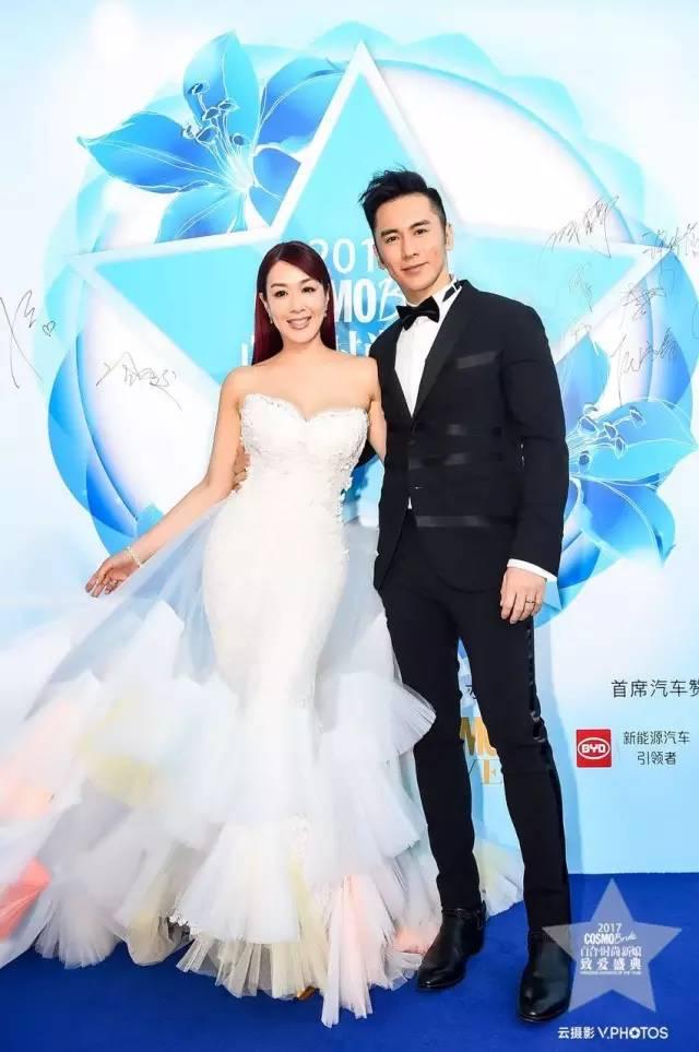 胡夏刘��)_2017百合•时尚新娘-致爱盛典丨我们让这群爱情教科书聚在了一起