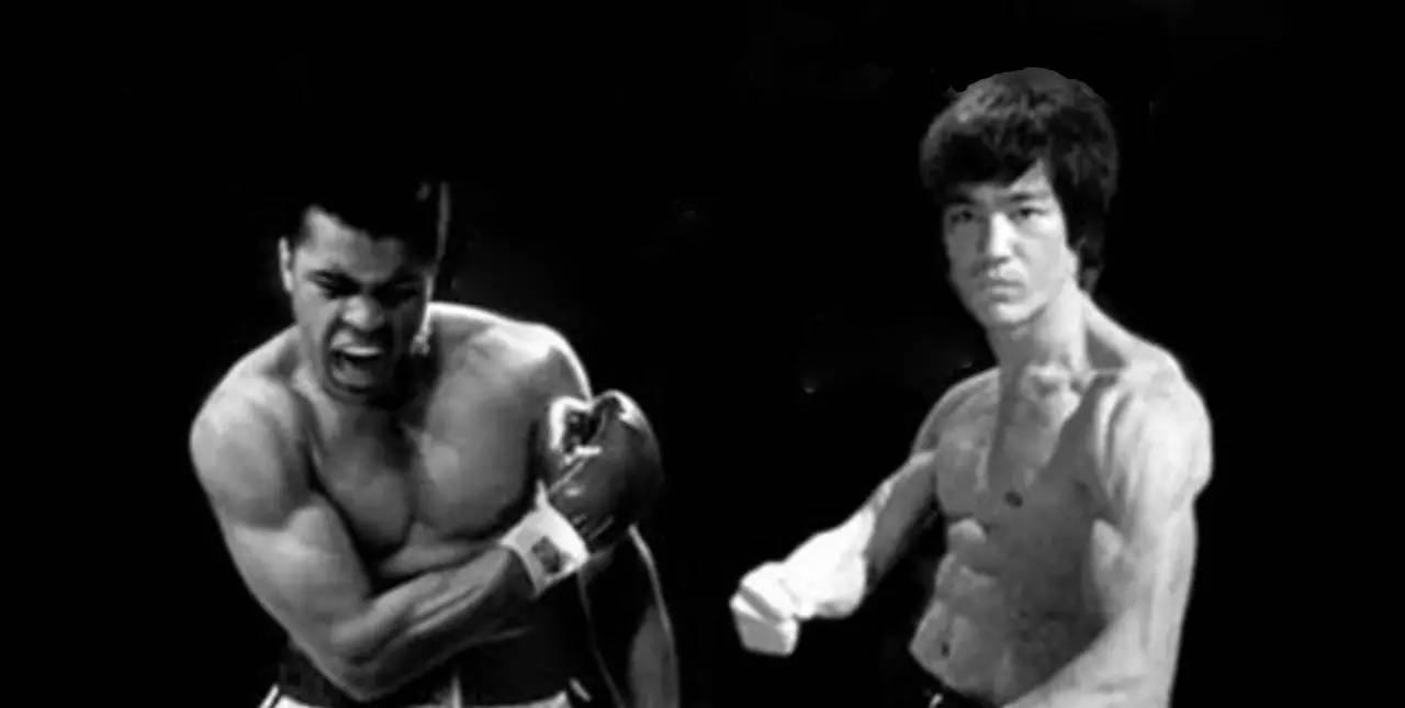 李小龙拳_李小龙和拳王阿里谁更厉害?拳星时代终于找到答案了!
