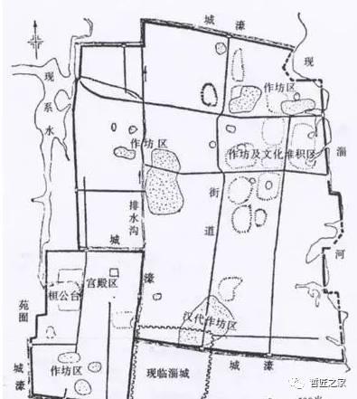 秦咸阳城布局_中国古代建筑发展阶段(从原始社会到封建社会)