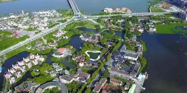 斗門計劃投入3億改造白藤湖 湖心路樓盤將受益
