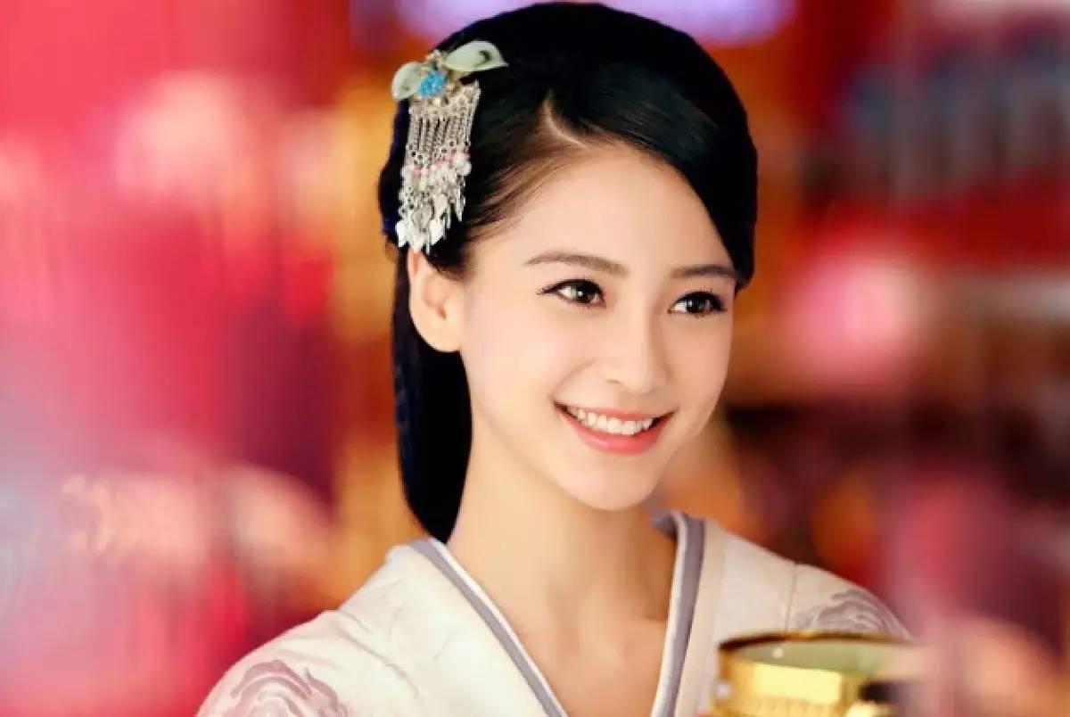 最最最最美的古装女星,杨幂,angelababy都不如她