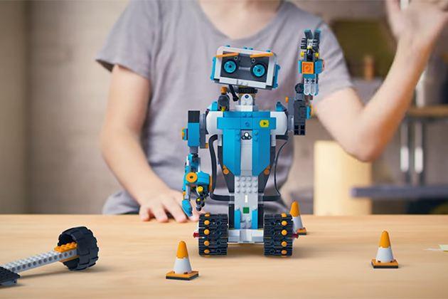 """乐高机器人比赛_4岁孩子学编程 部分官方赛事证书成升学""""利器"""""""