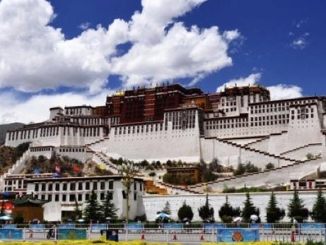 """傳奇西藏之——布達拉宮門票預訂"""""""