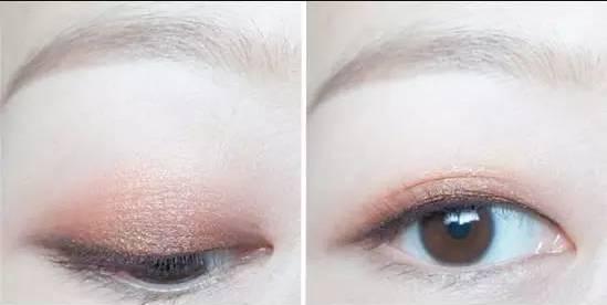 初学者画眼影步骤固)�_美妆|初学者怎样画出清新眼妆?