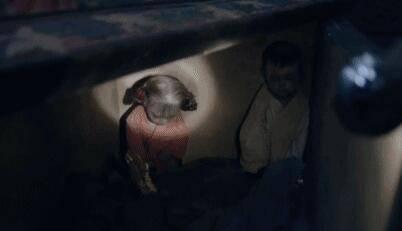 鬼吹灯中的怪物图片_《鬼吹灯之精绝古城》中的情节惊现蚂蚁山墓,原来这都是真的……