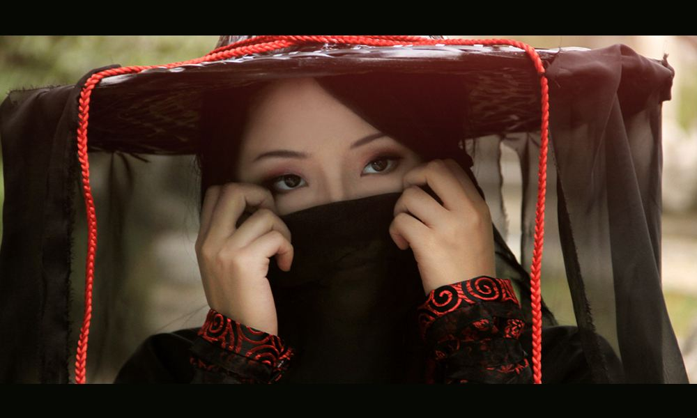 黄蓉亚洲色图_细数金庸武侠小说中的5大美女,黄蓉居然只排第二