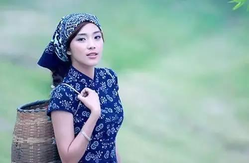 云南妹子_中国第一美女居然在云南,快看看她是谁?