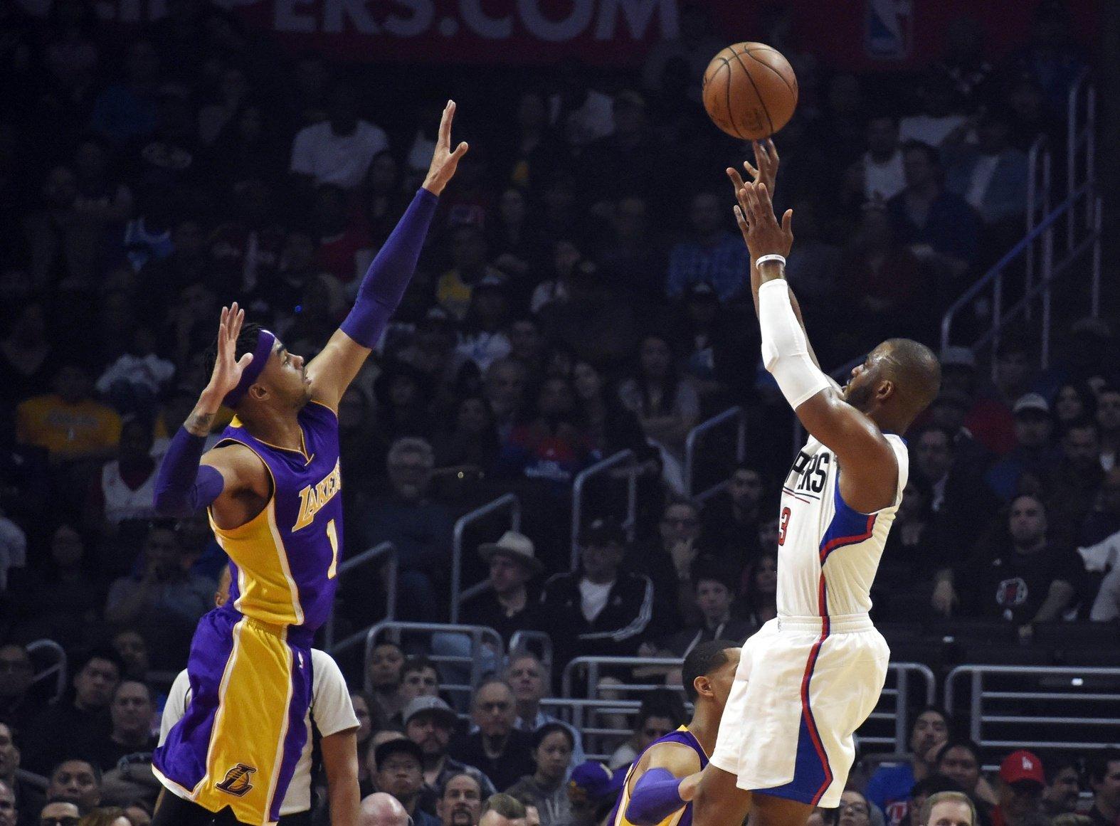 nba湖人vs猛龙重播_NBA:湖人VS快船直播