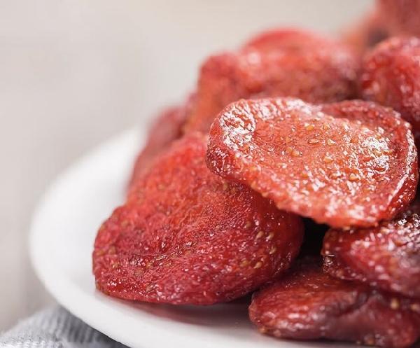 草莓干 草莓干的做法(附详细流程)