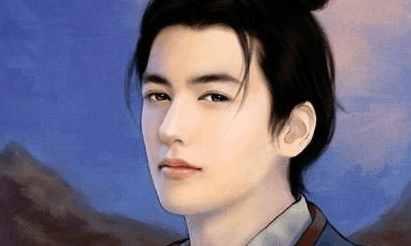 中國歷史第一美男子-潘安圖片