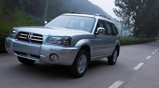 史上最便宜的SUV只有55800,销量惨淡,难以支撑
