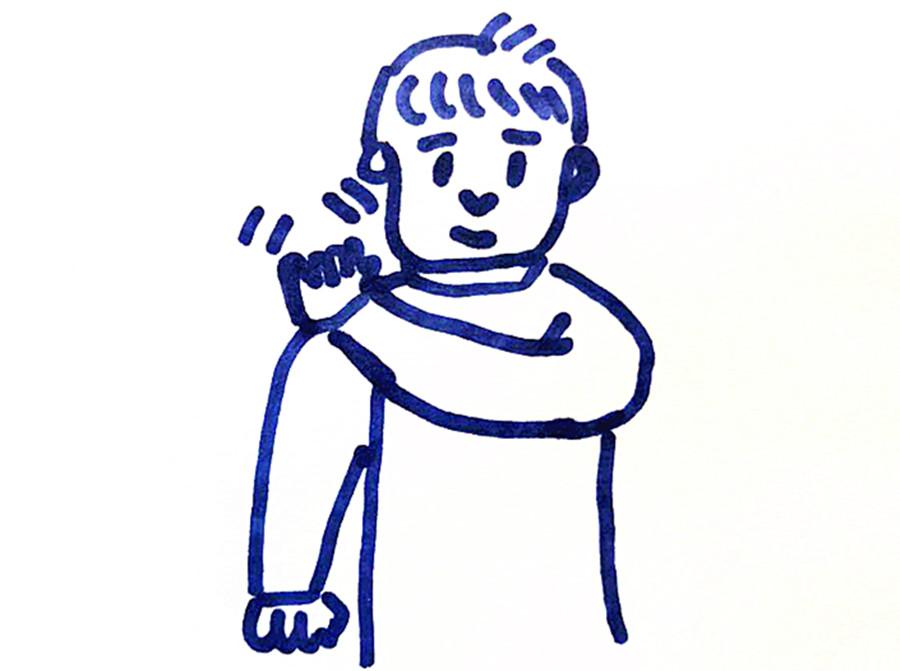 肩周炎止痛_肩周炎怎么康复才有效,你做对了吗?