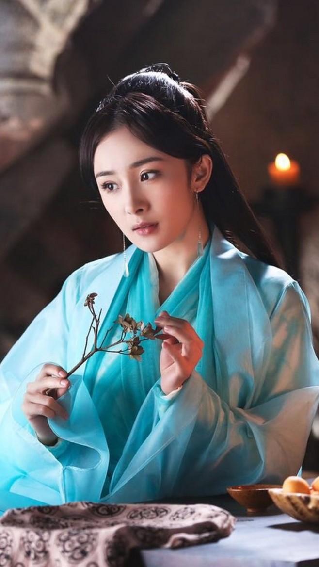 幂幂和她老公一起演过的电视剧_杨幂12个影视剧造型,最后一个造型太仙了!