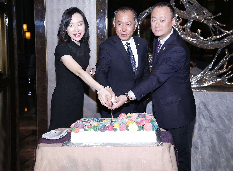 郑州万达文华酒店一周年庆典圆满举办