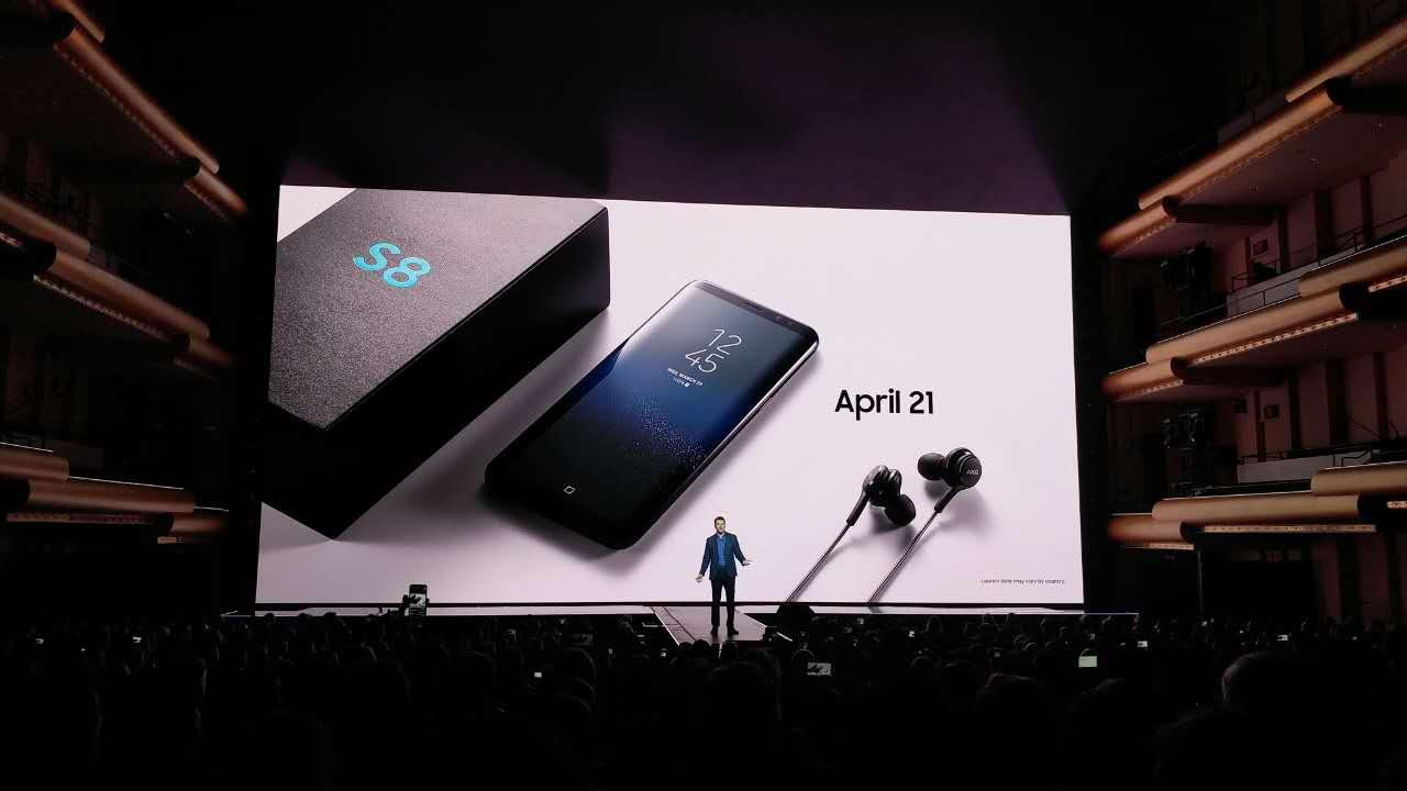 三星Galaxy S8正式发布 将于4月21日发售的照片 - 11