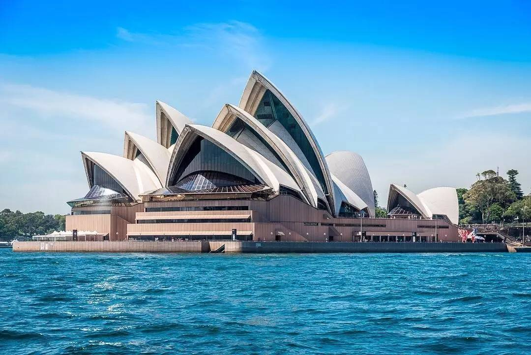 澳大利亚名胜_澳洲美到极致的九大景点!