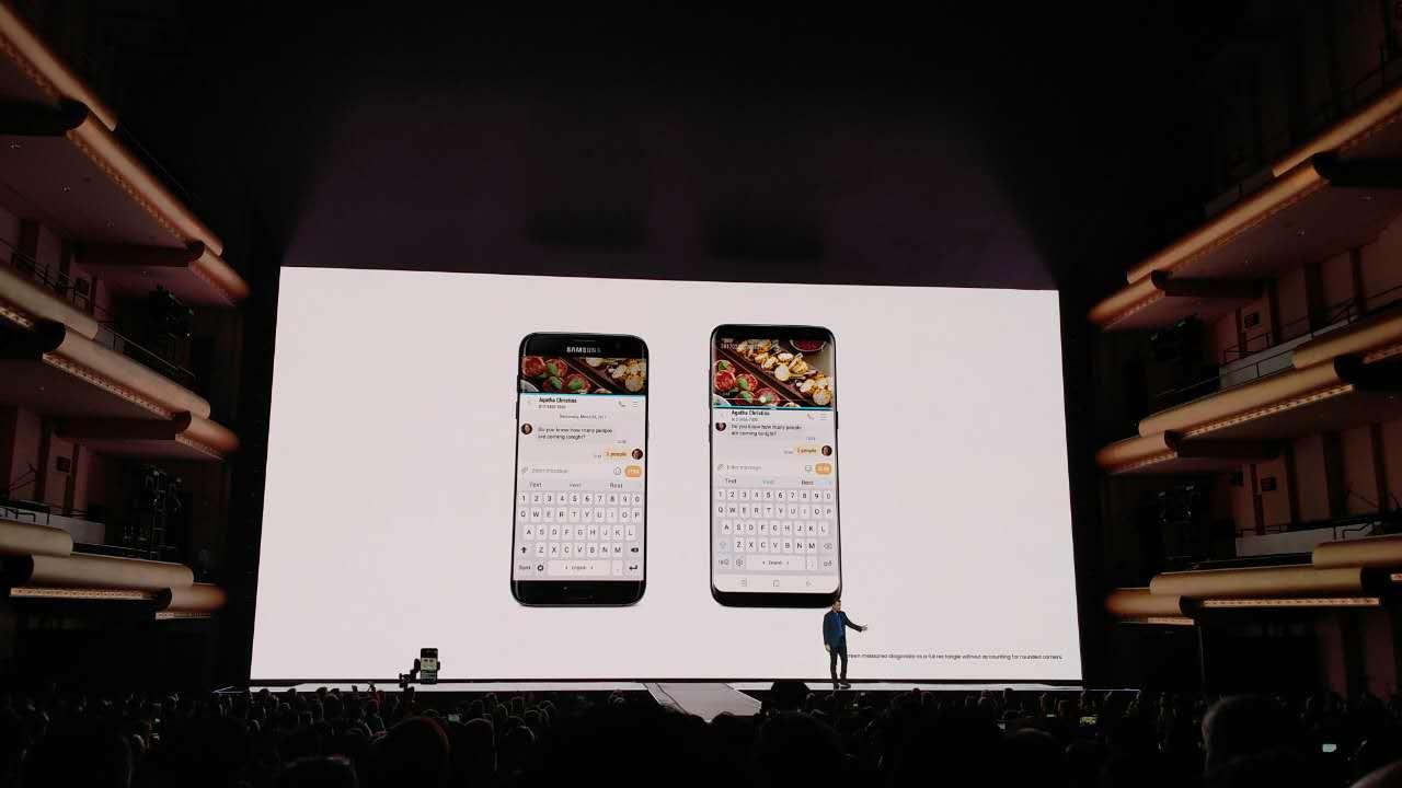 三星Galaxy S8正式发布 将于4月21日发售的照片 - 6