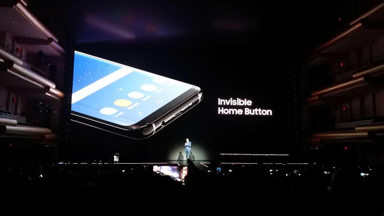 三星Galaxy S8正式发布 将于4月21日发售的照片 - 5