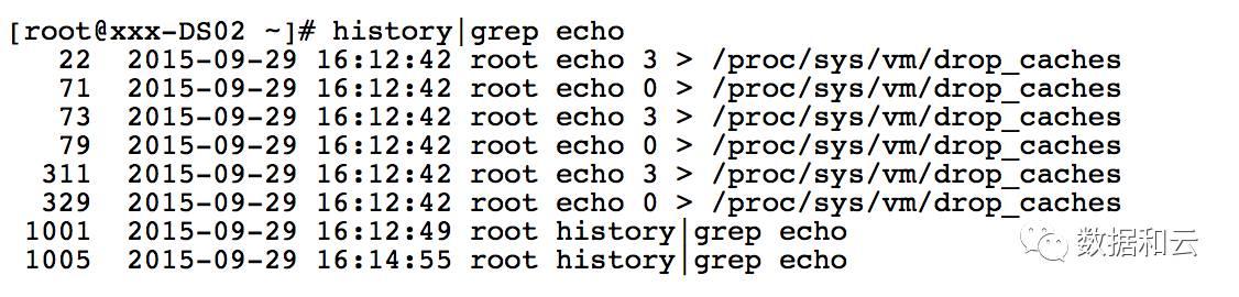 xxx99dseax_科技 正文  [oracle@xxx-ds02 ~]$ cat /proc/sys/vm/drop_caches 3