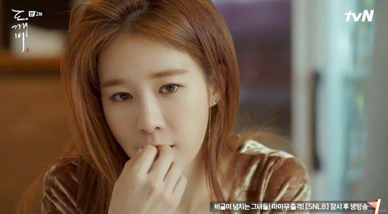 求色女视频_不管妆再淡,这些韩国女一擦上蜜橘色就让人着迷!