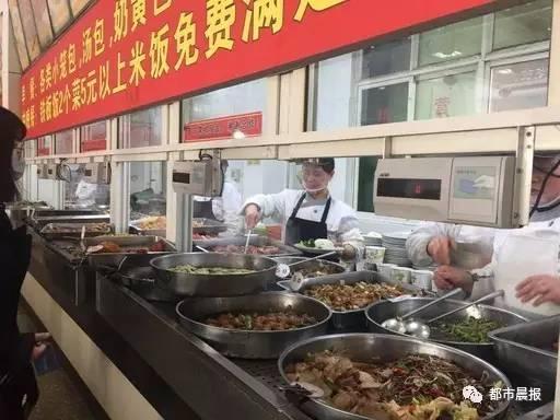 大学生食堂浪费论文_一餐倒掉800斤!徐州高校食堂大学生浪费的理由竟是……